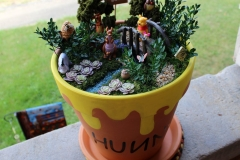 Winnie the Pooh Miniature Garden